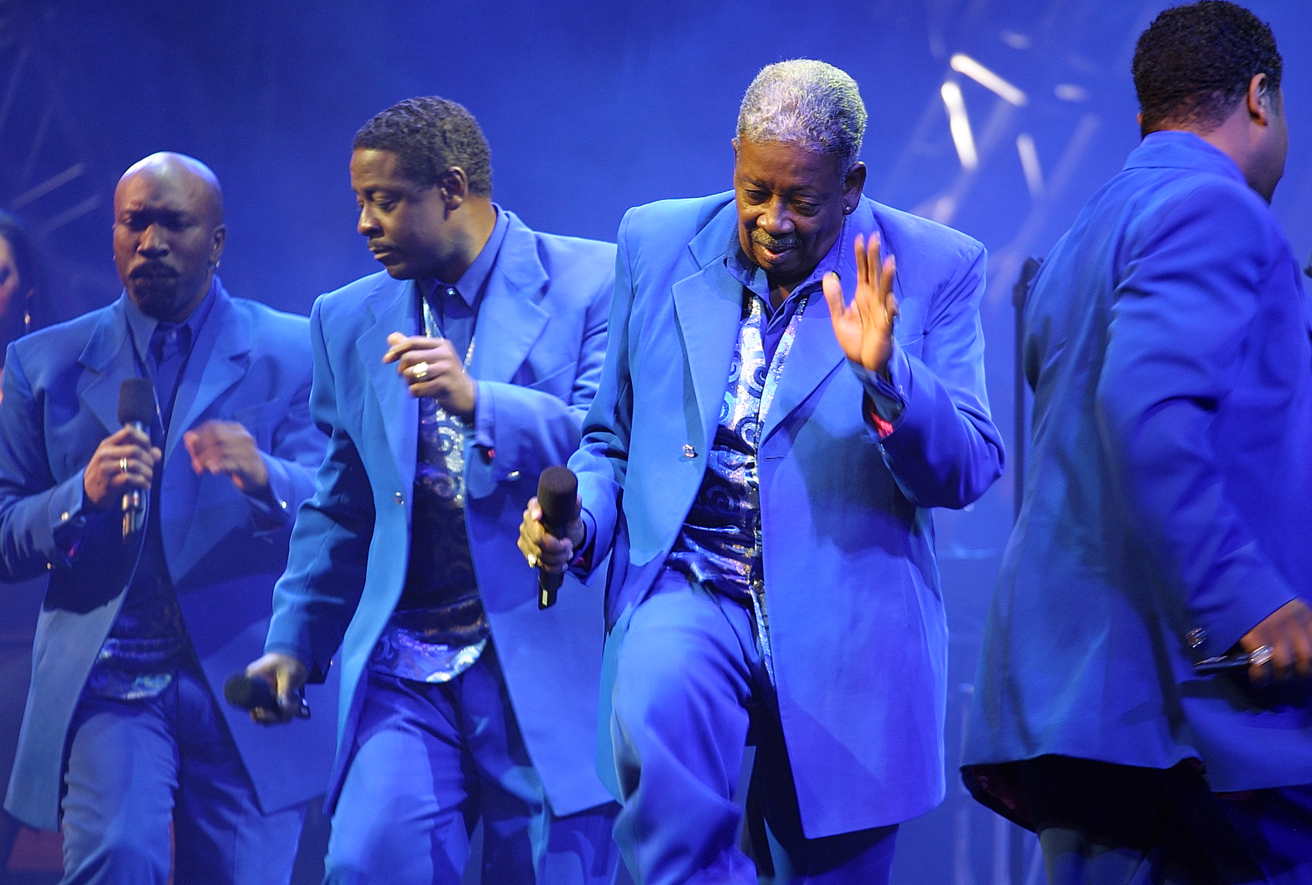 Word Life Production - Soul RB Legend The Manhattans.4 1 2014